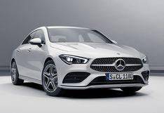 Mercedes-Benz: descubre los nuevos modelos Clase A Sedán y CLA Coupé que han llegado a Perú   FOTOS