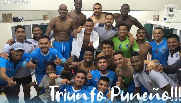 (Foto: Deportivo Binacional FC)