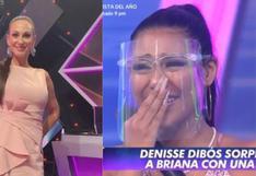 """""""Esto es Guerra"""": Denisse Dibós regala beca de estudios a participante del concurso de Tik Tok   VIDEO"""