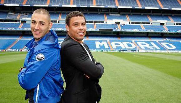 Benzema y Ronaldo están ligados al presente y pasado de Real Madrid. (Foto: Real Madrid)