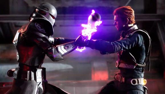Star Wars Jedi: Fallen Order saldrá a la venta el próximo 15 de noviembre para PS4, Xbox One y PC. (Captura de pantalla)