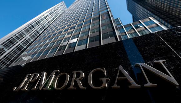 JPMorgan. (Foto: AFP)