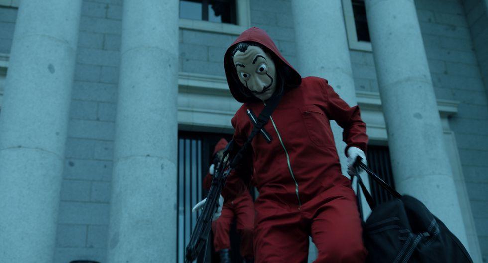 Imagen correspondiente a la primera temporada de la serie, emitida en Netflix en 2017.