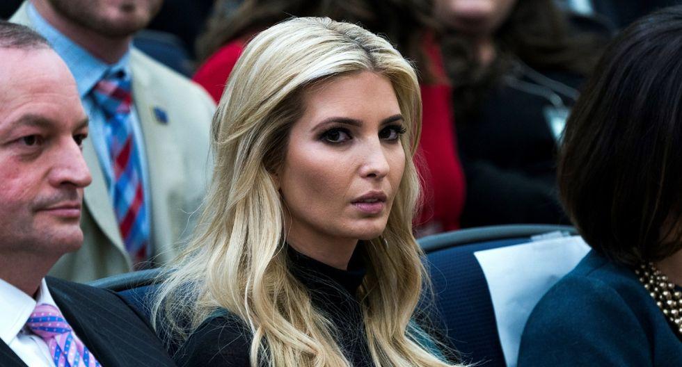 ¿Acaso Ivanka Trump y Claire Underwood tienen algo en común? (Efe)