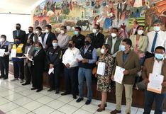 Arequipa: alcaldes piden fondo de emergencia de S/200 millones al Ejecutivo