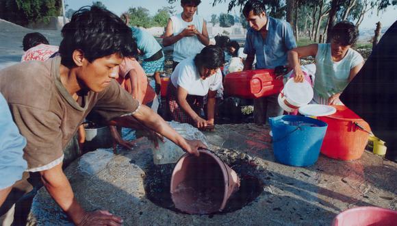 El cólera -esa enfermedad infecciosa aguda- golpeó al Perú en 1991. (Photo by Bernard Weil/Toronto Star via Getty Images)