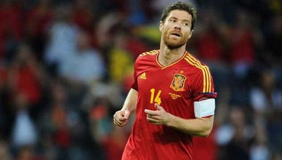 Xabi Alonso marcó época en el Real Madrid, Liverpool y Bayern Múnich. Además defendió la camiseta de la selección española y ganó la copa del mundo en Sudáfrica 2010. (Foto: AFP)