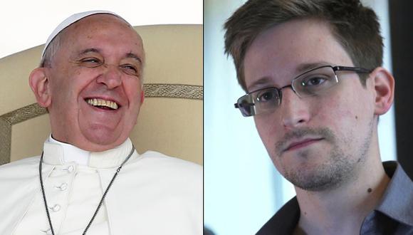 El Papa y Snowden, los favoritos para el Nobel de la Paz 2014