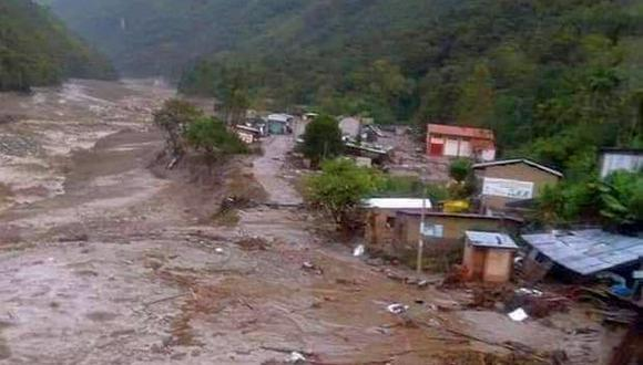 Las autoridades informaron que  290 familias resultaron damnificadas  por huaicos en Santa Teresa (Foto: COER Cusco)
