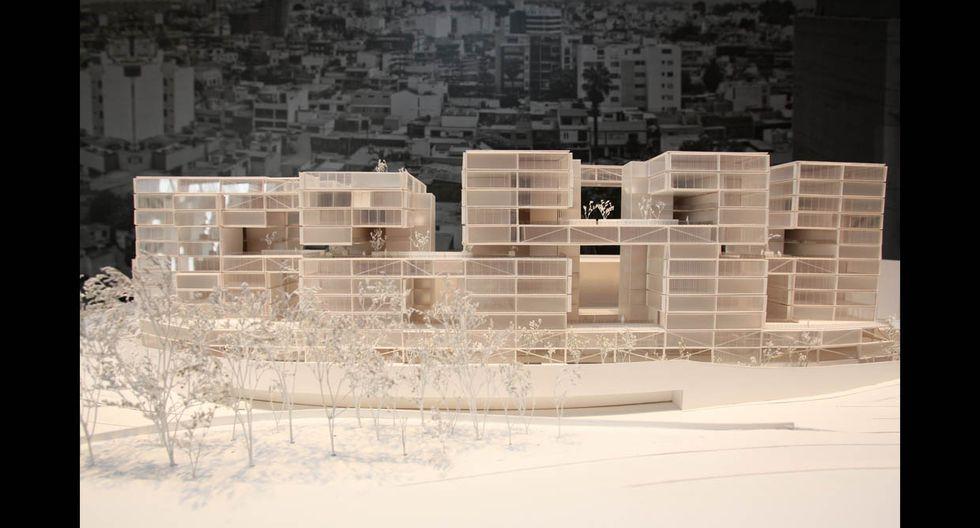 Recorre el edificio peruano elegido como el mejor del mundo - 8