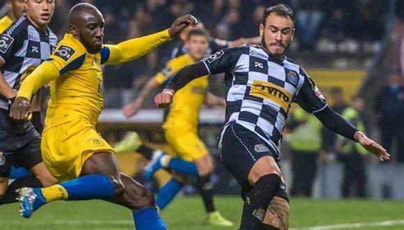 El exjugador de Universitario estuvo en todo el compromiso que resultó 1-0 para los suyos. (Foto: AFP)