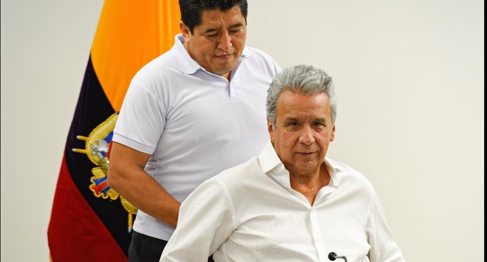 Lenín Moreno, presidente de Ecuador. (REUTERS/Santiago Arcos).