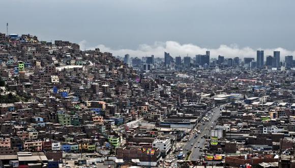 El distrito de San Juan de Lurigancho es el más poblado de Lima Metropolitana.(Foto: Omar Lucas)