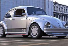 Volkswagen Beetle GTI: el clásico escarabajo convertido en un deportivo   FOTOS