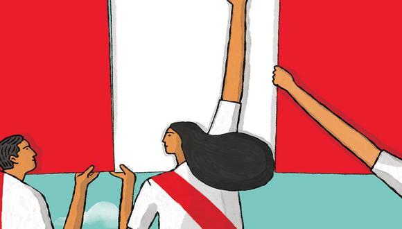 ¿Conocemos realmente nuestros símbolos patrios? (Ilustración: Víctor Aguilar)