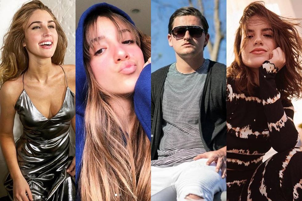 Instagram: hijos de famosos peruanos muestran así su talento para el canto
