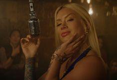 """Leslie Shaw estrenó el videoclip de su nuevo éxito """"Bombón"""""""