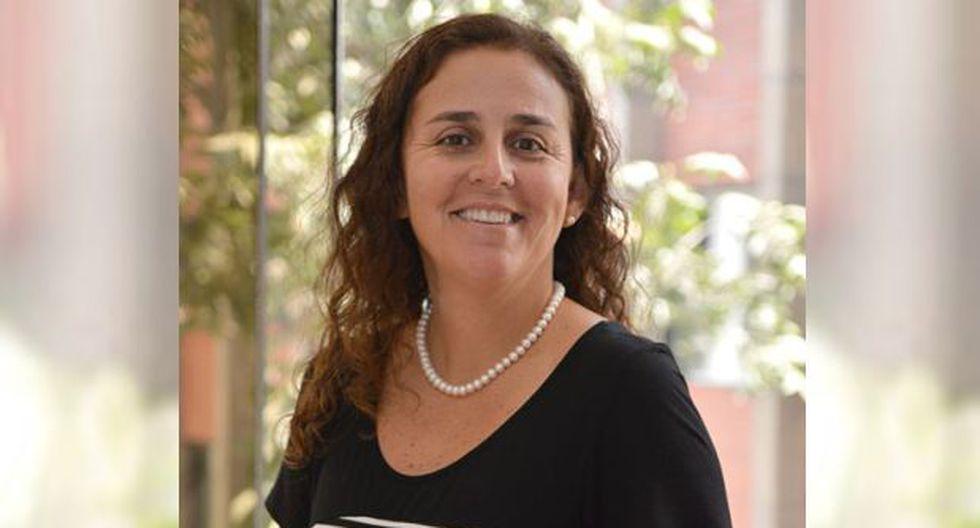 Patricia García, la futura ministra premiada por Bill Gates