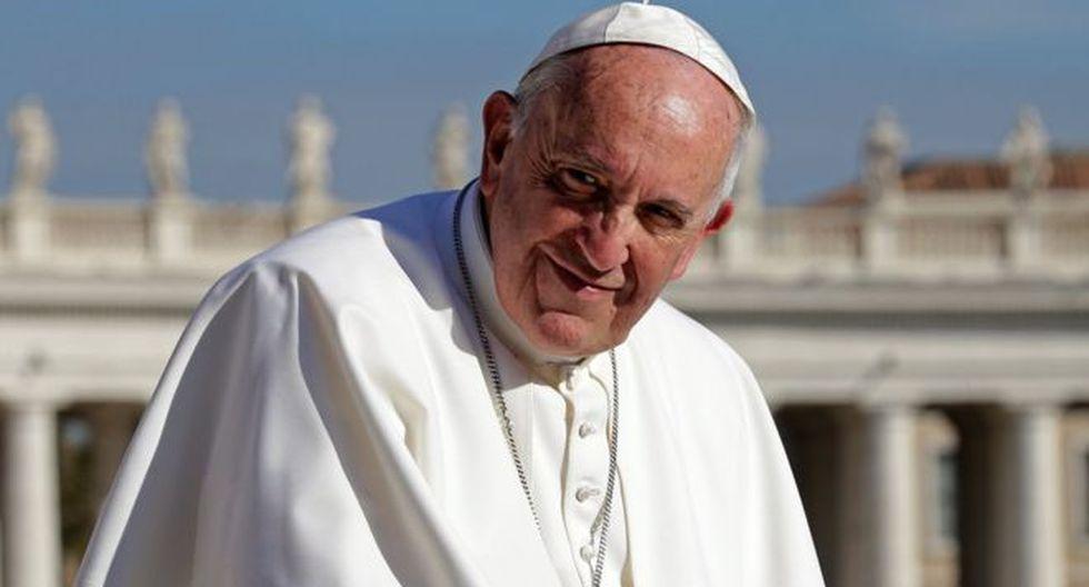 """El papa francisco se refirió a la homosexualidad como """"una moda"""" que puede ser perjudicial para las filas de la Iglesia Católica."""
