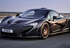 McLaren P1: reemplazo del superdeportivo híbrido llegaría en el 2024   FOTOS