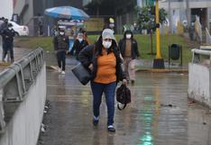 Clima en Lima: el pronóstico de Senamhi para hoy, domingo