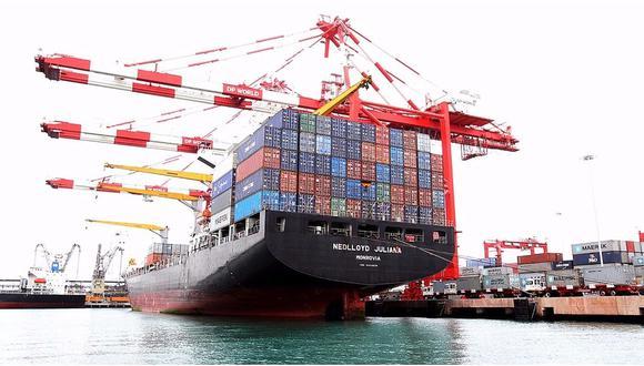 El Año Nuevo Chino afectó la llegada de enormes cargamentos de carne para consumo, lo que hizo que varios de los puertos se saturen. (Foto: El Comercio)
