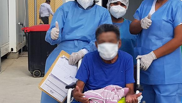 Ingresó el pasado 12 de febrero. (Foto: hospital de la Amistad Perú - Corea)