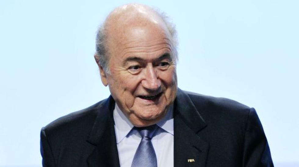 """Blatter culpa a Platini y EE.UU. por """"ataques"""" en su contra - 2"""