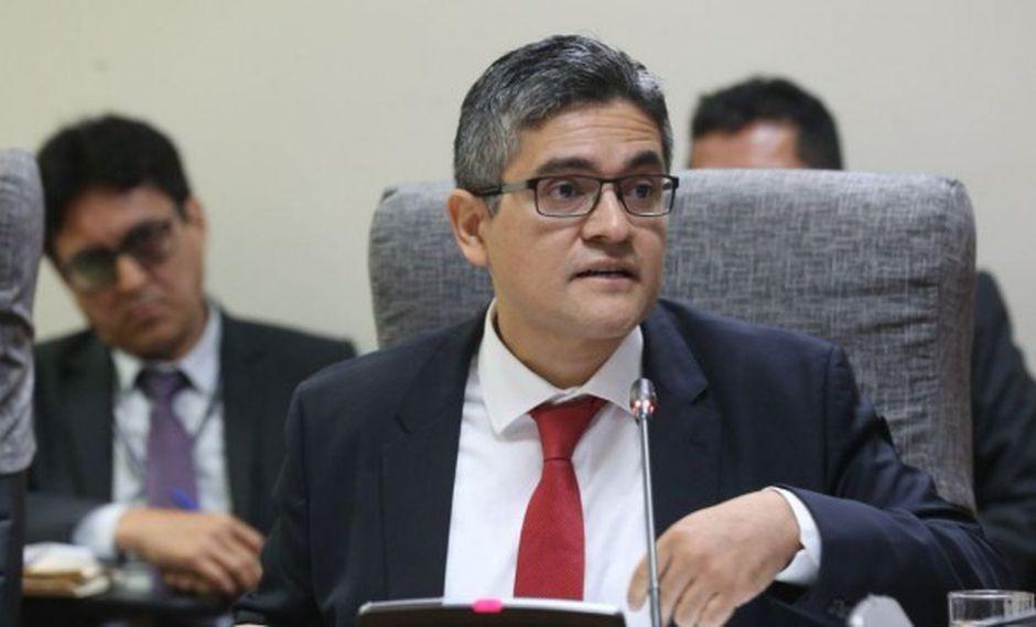 El fiscal José Domingo Pérez recordó que, durante el allanamiento a Fuerza Popular en el 2017, varios congresistas obstaculizaron su labor. (Foto: GEC)