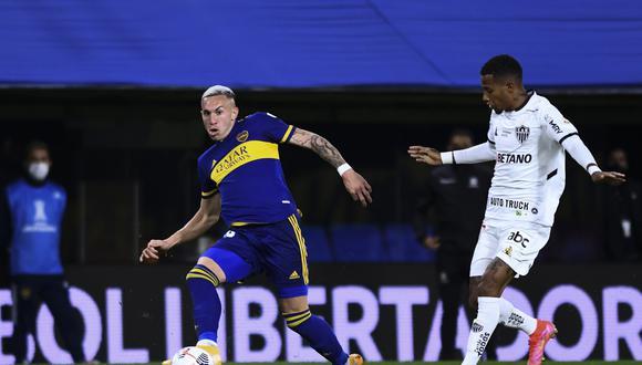 Boca Juniors empató sin goles ante Atlético Mineiro en La Bombonera. (Foto: Conmebol)