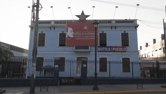 El Apra se alista para las elecciones internas de este domingo, hay tres opciones para la precandidatura presidencial. (Foto: Renzo Salazar / GEC)