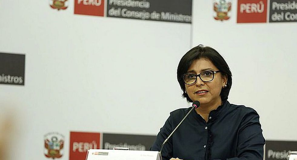 """La ministra Cáceres reiteró que el """"trabajo remoto"""" no implica cambios en el salario de los empleados."""