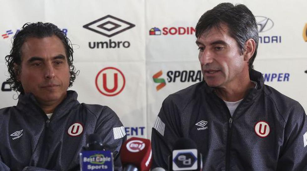 Óscar Ibáñez tiene aprobación de 74% como técnico de la 'U'  - 1
