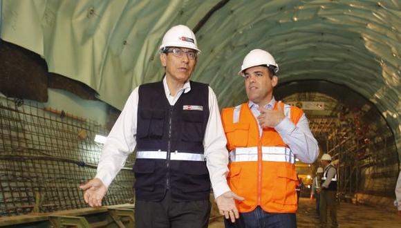 Zavala: Vizcarra tiene posibilidades de liderar reconstrucción