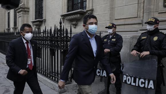 Testigo afirmó que desconoce si Guillermo Bermejo llegó a viajar a Venezuela o si firmó algún documento durante su estancia en el campamento terrorista. (Foto: Archivo / El Comercio)