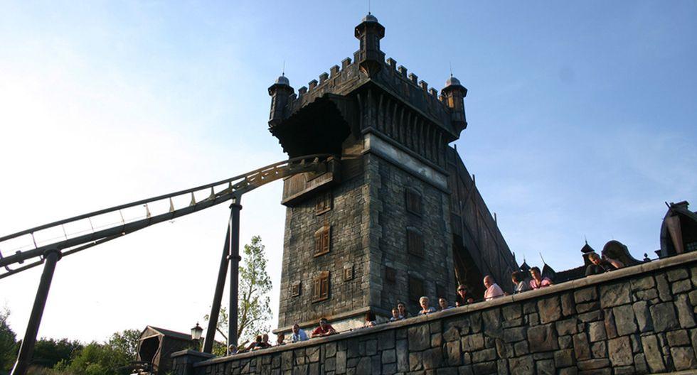 Pura adrenalina: Los mejores parques temáticos del mundo - 7