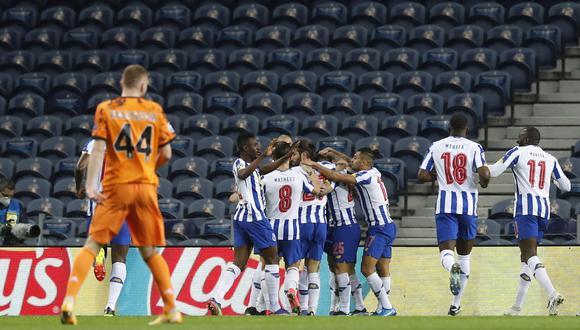 Porto pegó primero y venció 2-1 a Juventus en la ida de los octavos de la Champions League | Foto: Pedro Nunes
