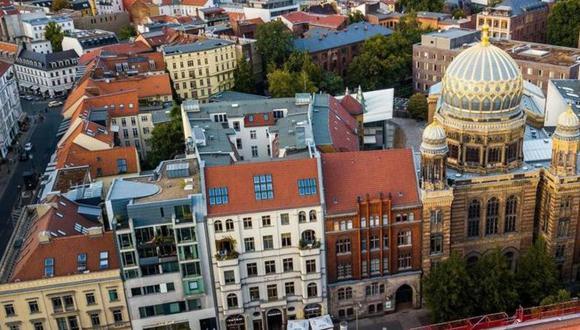 Berlín tiene uno de los mercados inmobiliarios de más rápido crecimiento en el mundo y está experimentando un gran aumento de los precios de alquiler. (Foto: Alamy)