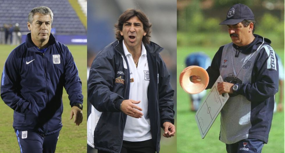 Así le fueron a los otros técnicos, que como Pablo Bengoechea, decidieron pegar la vuelta a Alianza en los últimos años. (Fotos: GEC)