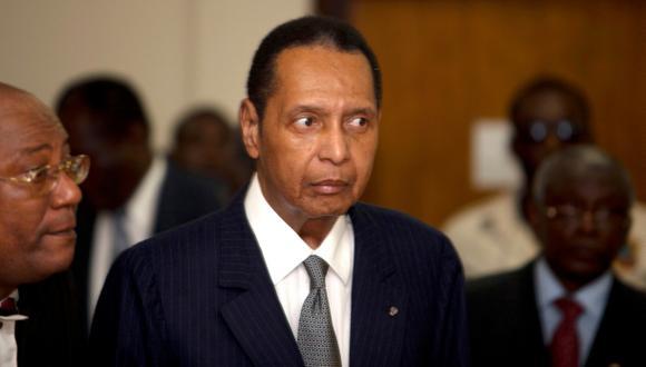 """Murió """"Baby Doc"""", el temido ex dictador haitiano"""