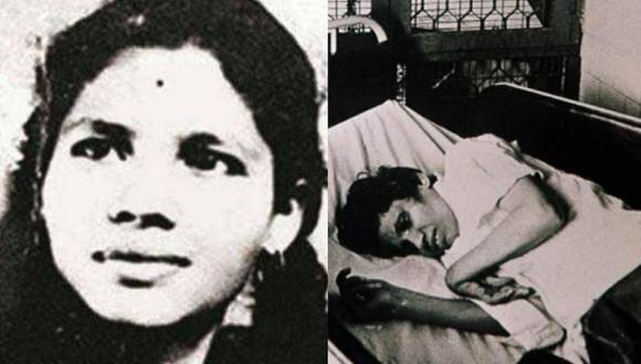 Enfermera india violada en 1973 murió tras 42 años en coma