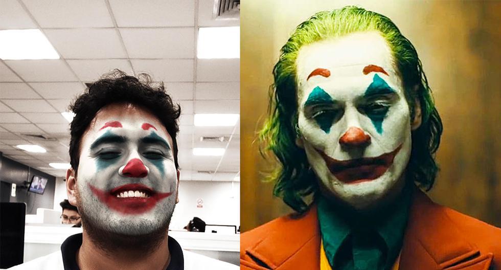 ¿Quieres transformarte en Joker? Prueba este nuevo filtro para tu foto de perfil de Facebook. (Foto: El Comercio)
