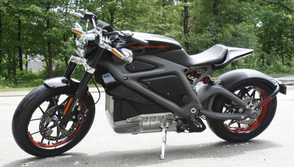 Harley-Davidson presenta su primera moto eléctrica