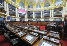 Congreso inicia debate sobre reforma constitucional para retorno al Senado