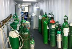 AMPE abastecerá de oxígeno de forma gratuita a 60 pacientes con COVID-19 este sábado 26 en Chancay