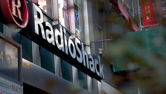 RadioShack cerrará 1.100 tiendas tras anotar fuertes pérdidas
