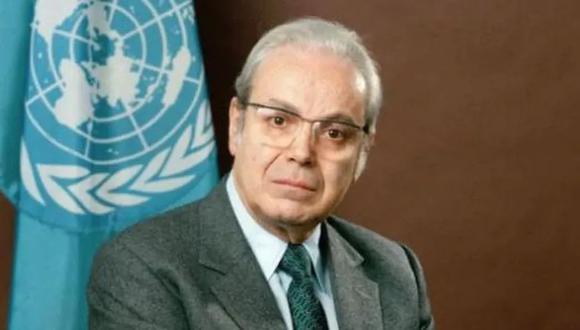 A lo largo de su carrera, Javier Pérez de Cuéllar fue condecorado en cerca de 25 países.