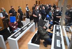 Grupo S: el origen de la célula terrorista de ultraderecha que es juzgada en Alemania