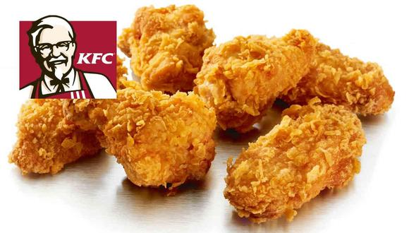 KFC anuncia reinicio de actividades.