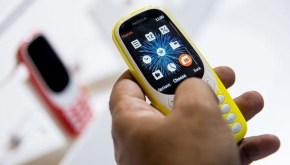 El nuevo Nokia 3310 tardará un tiempo en funcionar en EE.UU.
